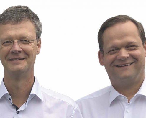 Dietrich und Robert Mägerlein